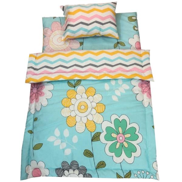 سرویس خواب 3 تکه نوزادی طرح گلدار کد102