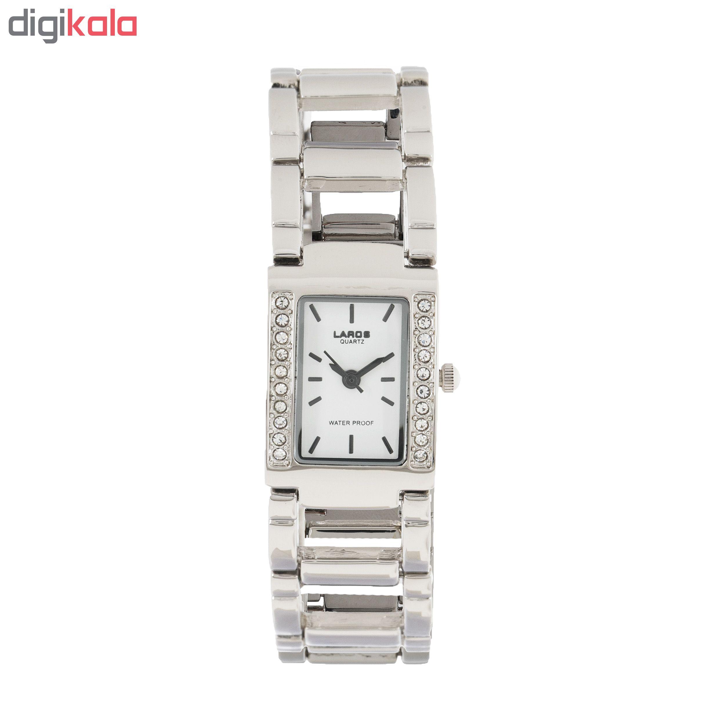 ساعت   زنانه لاروس مدل RL2202