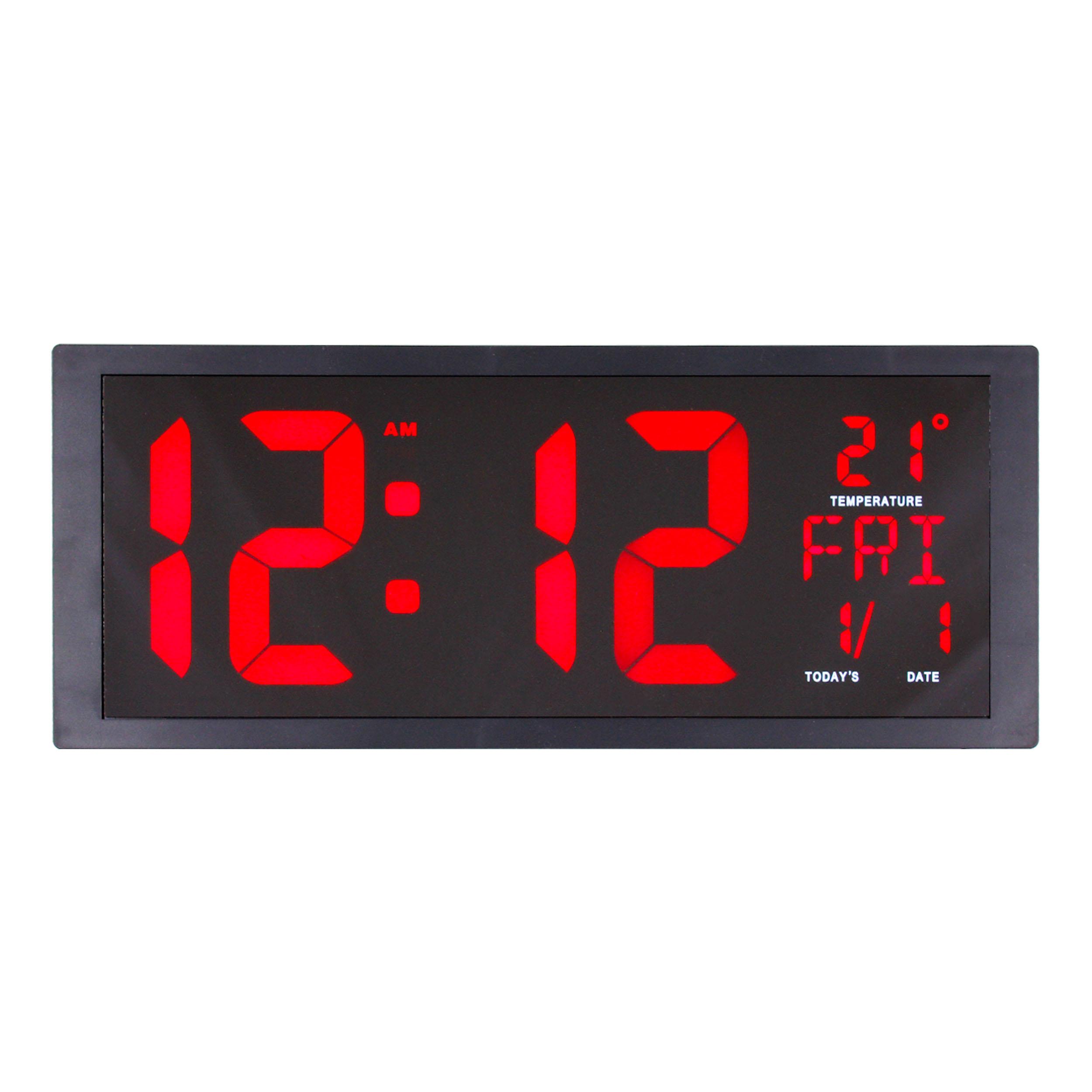 ساعت دیجیتال دیواری و رومیزی مدل S90L
