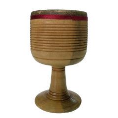 تنبک چوبی کد Am-Kh-T01