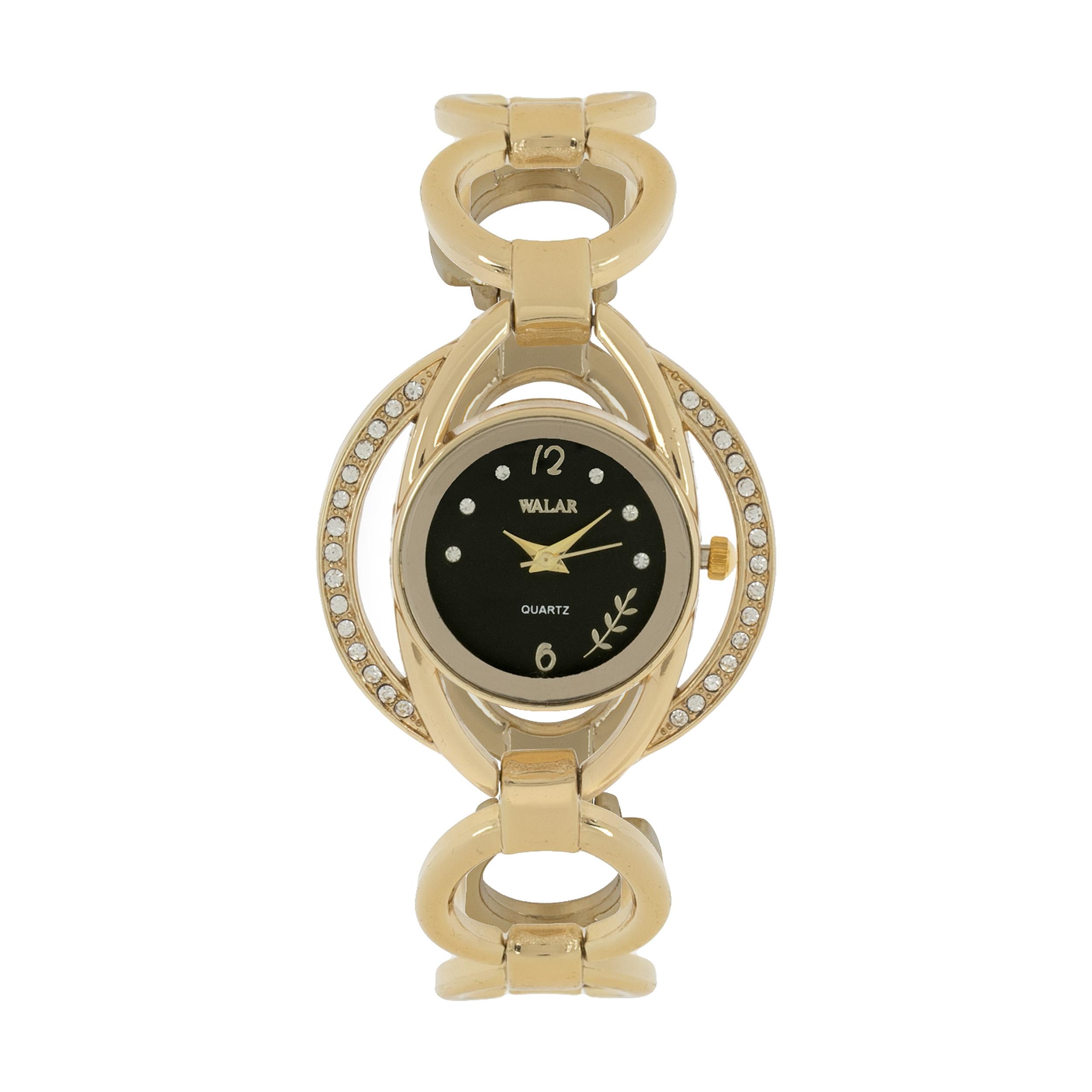 ساعت مچی عقربه ای زنانه والار مدل LR5678