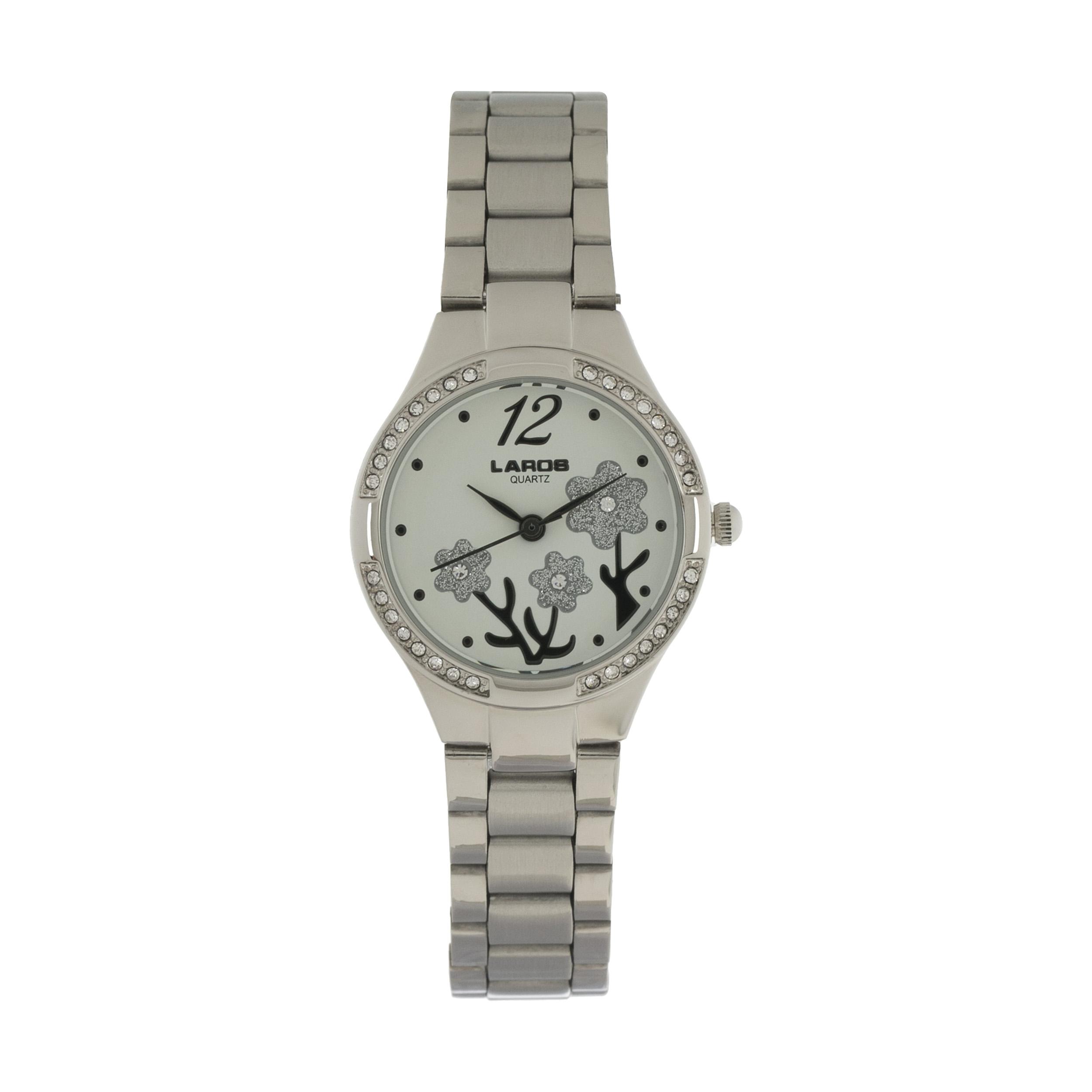 ساعت مچی عقربه ای زنانه  لاروس مدل RT656