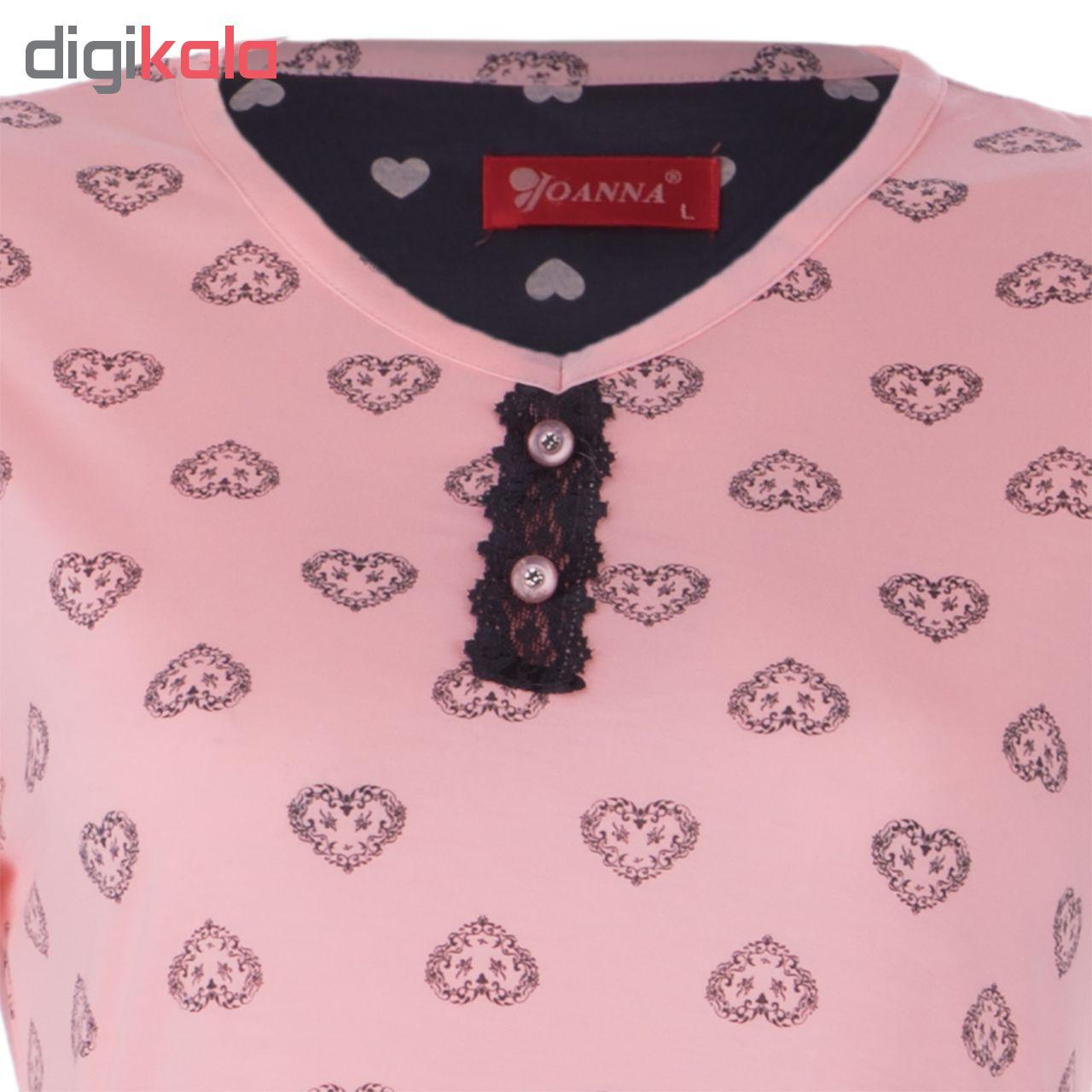 خرید                                      ست لباس راحتی زنانه جوانا مدل 238805