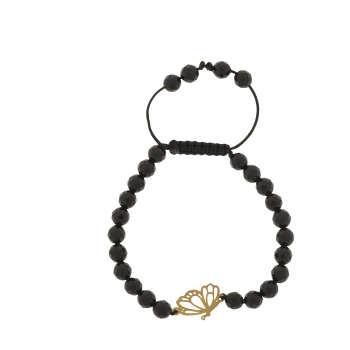 دستبند طلا 18 عیار زنانه کد 11