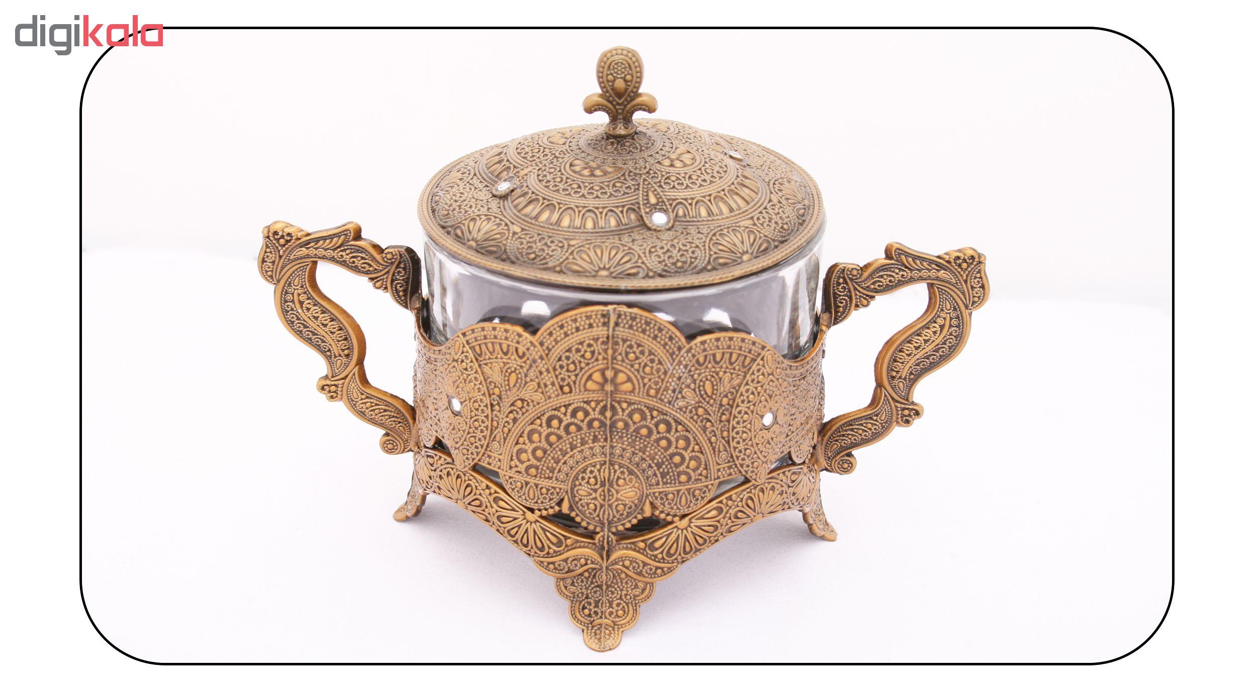 سرویس چای خوری 8 پارچه سلوین مدل OL 14160/0/6