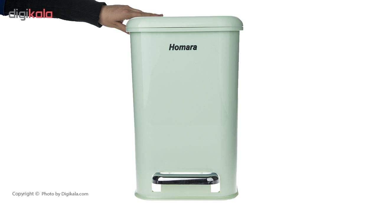 سطل زباله پدالی همارا کد 5900649 main 1 8
