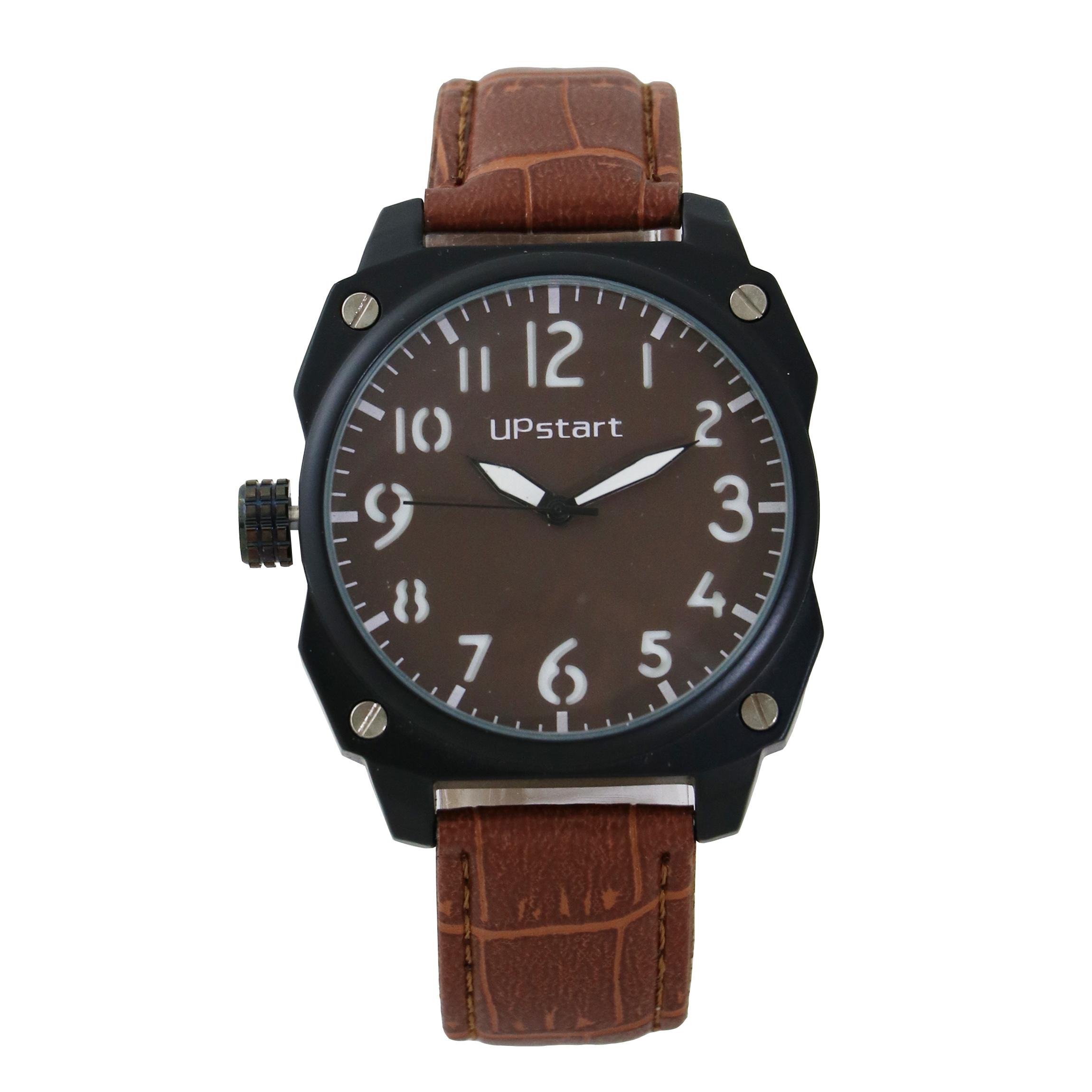 ساعت مچی عقربه ای مردانه آپ استارت مدل MW618