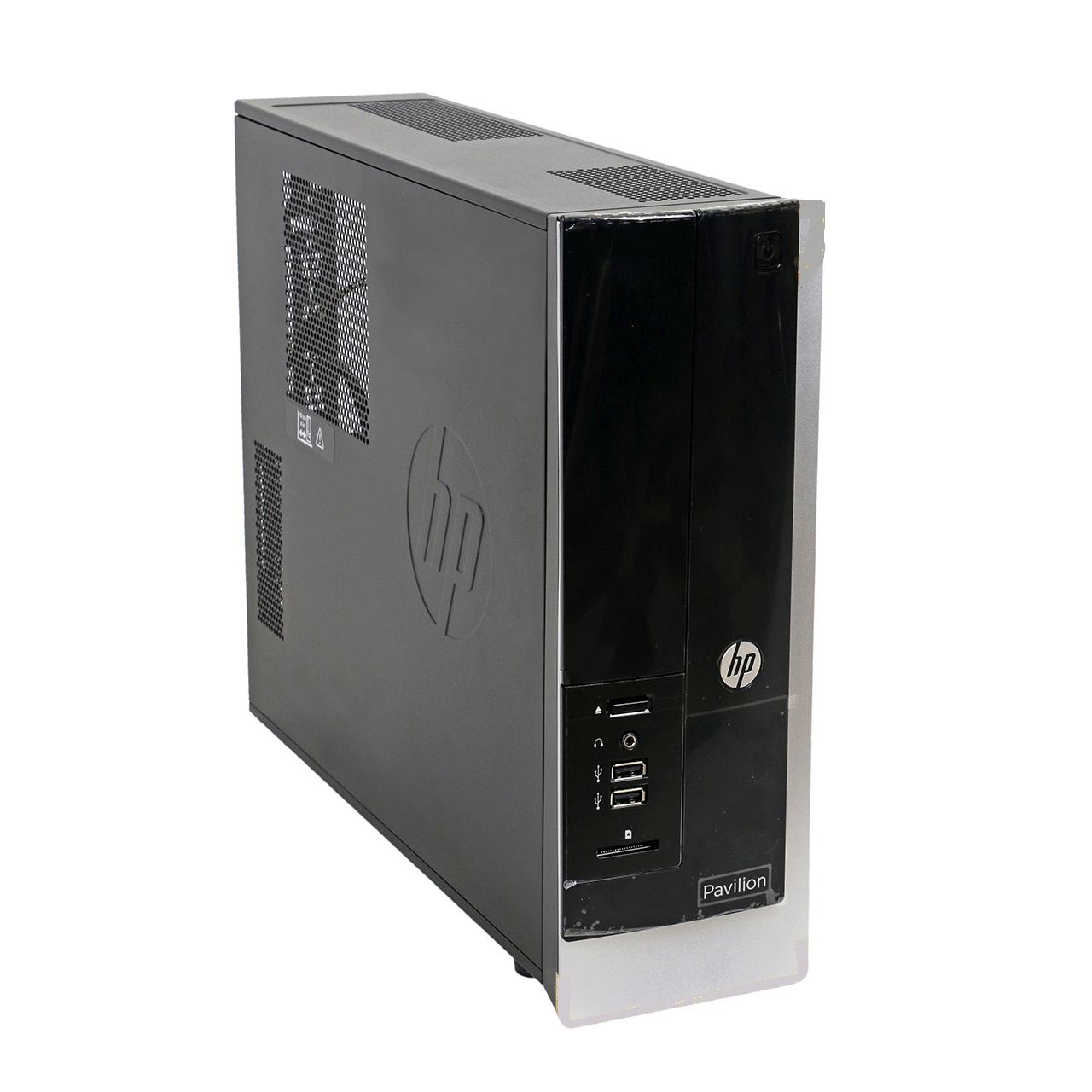 کامپیوتر دسکتاپ اچ پی مدل Slim Line 400