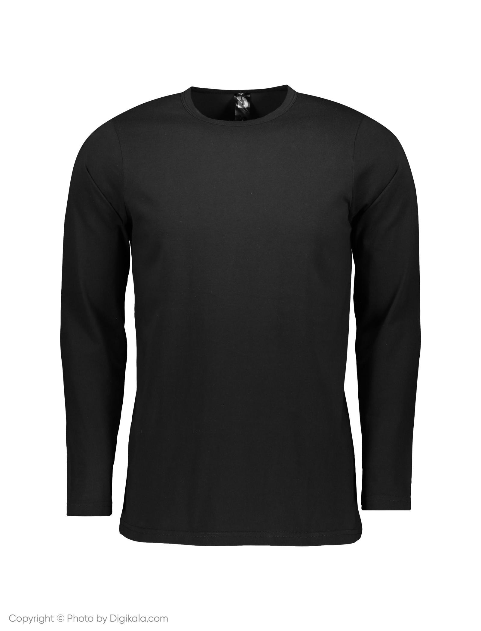 تی شرت مردانه آگرین مدل 1431135-99 -  - 1