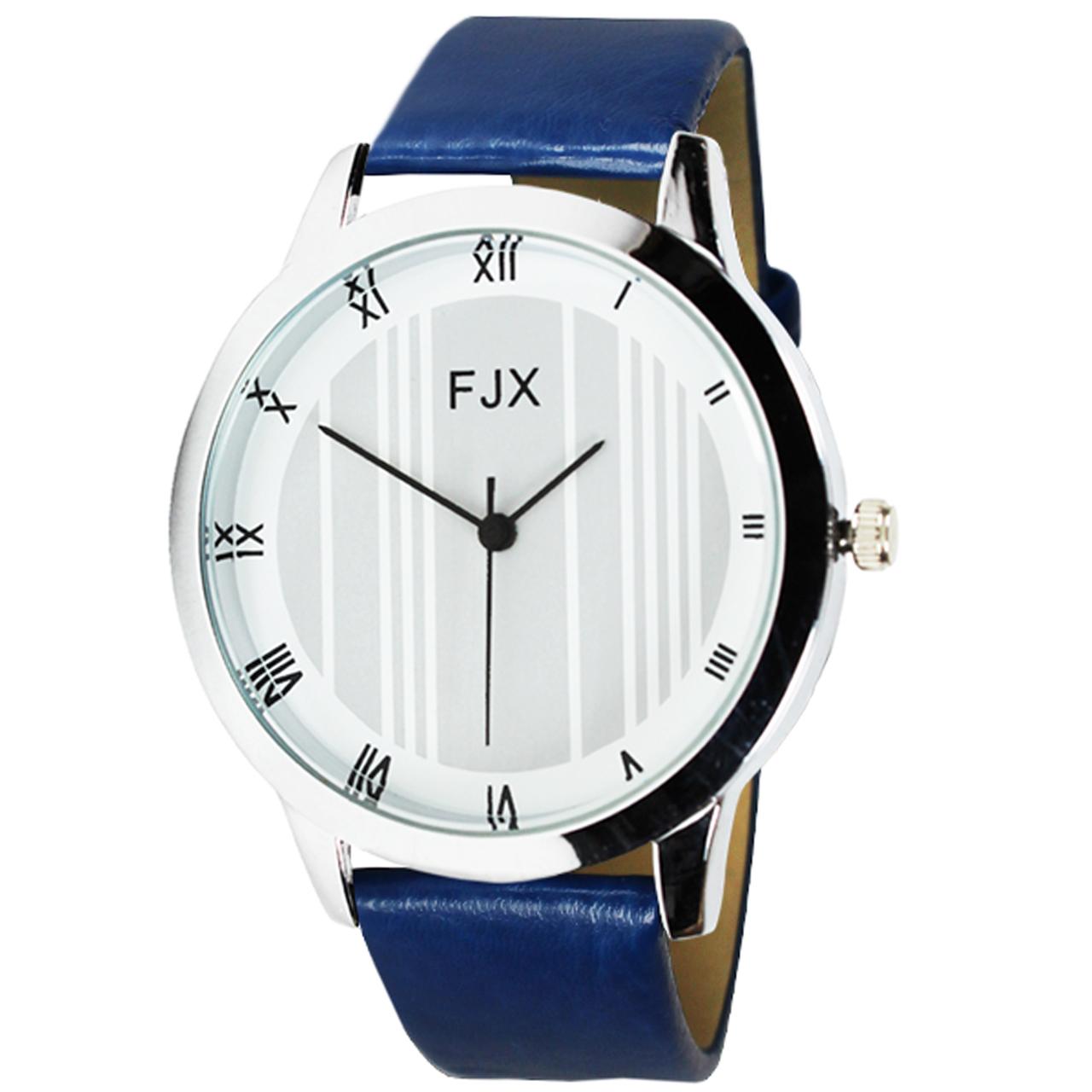 ساعت مچی عقربه ای مردانه اف جی ایکس مدل P5-24