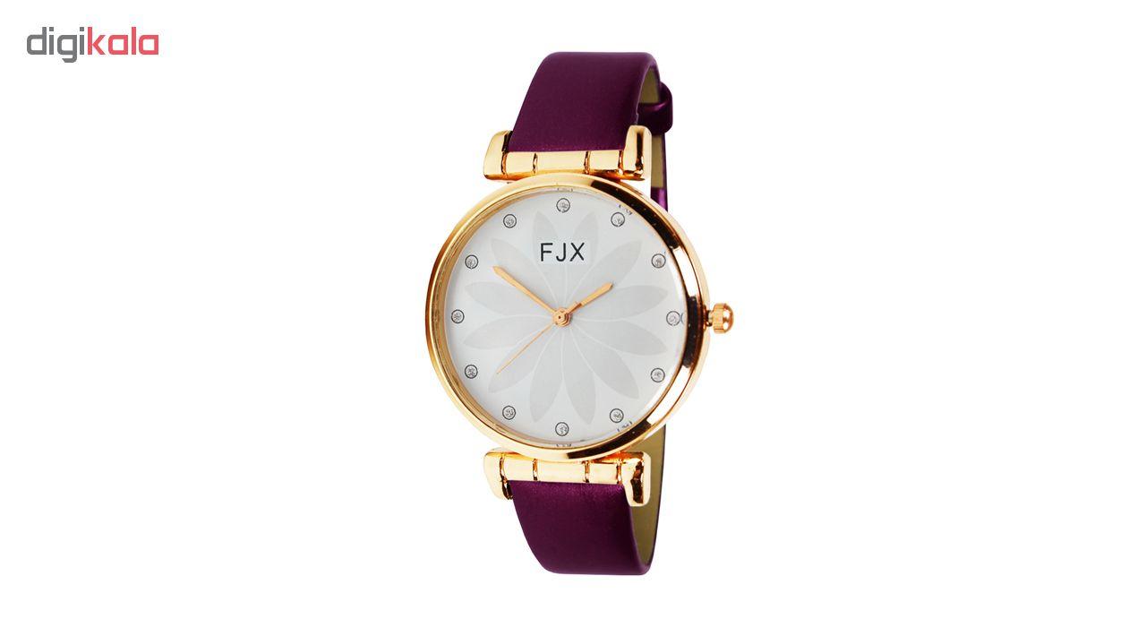 خرید ساعت مچی عقربه ای زنانه اف جی ایکس مدل P5-25 | ساعت مچی