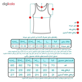 زیرپوش رکابی مردانه کیان تن پوش مدل A Shirt Classic W بسته ۳ عددی thumb 3