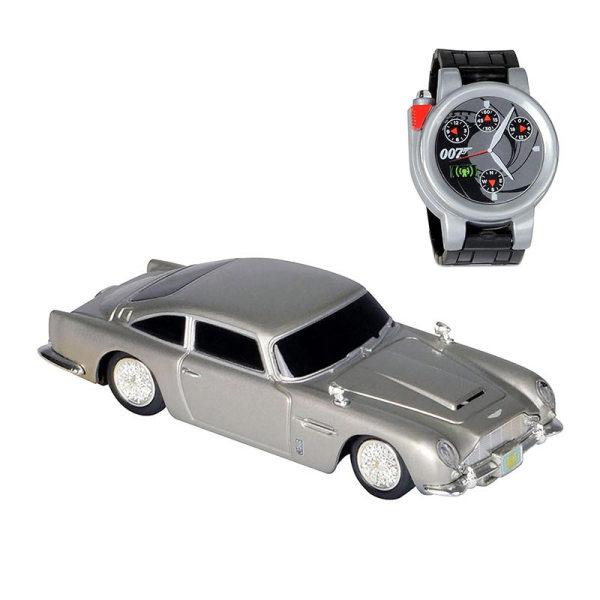 ماشین بازی کنترلی نیکو مدل RC 007 ASTON MARTIN DB5
