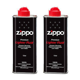 بنزین فندک زیپو مدل 125ML بسته 2 عددی