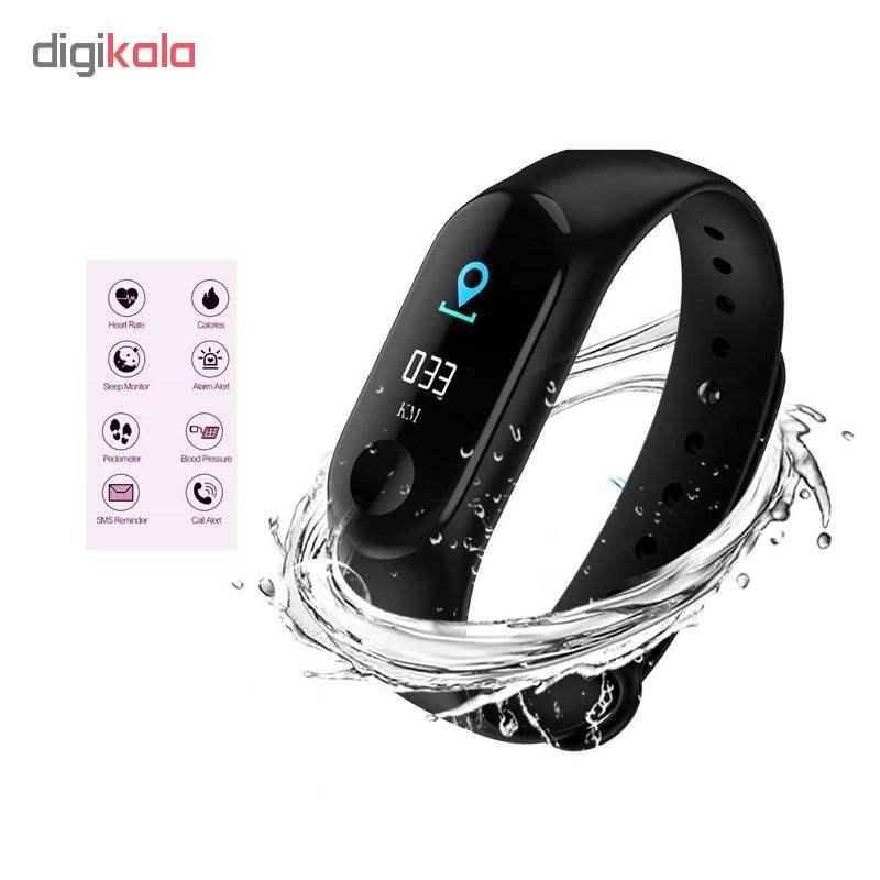 دستبند هوشمند مدل M3 کد 3001119 main 1 1