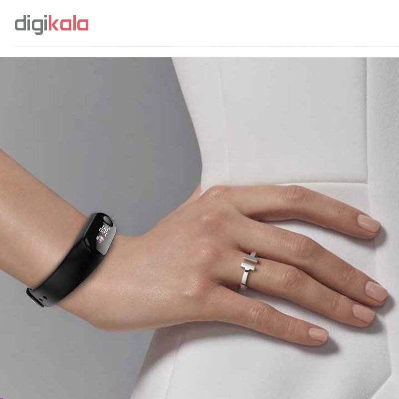 دستبند هوشمند مدل M3 کد 3001119 main 1 5