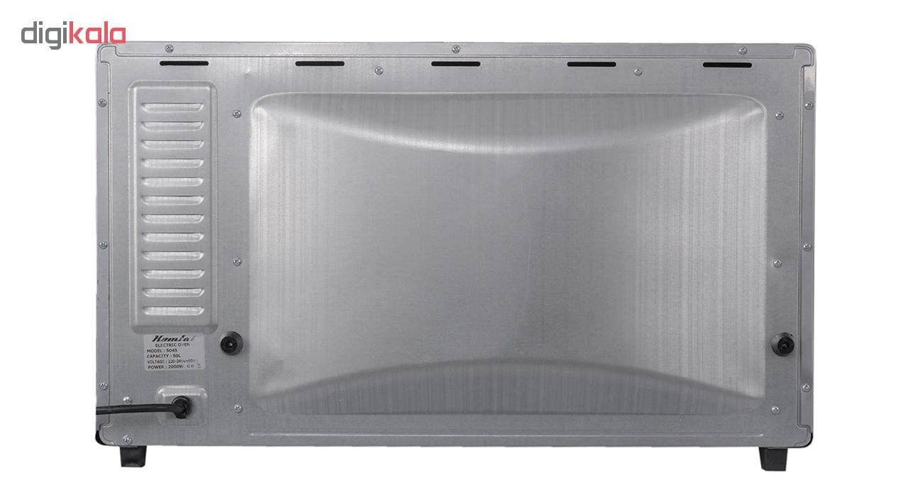 آون توستر 50 لیتری کومتای مدل 5045 main 1 12
