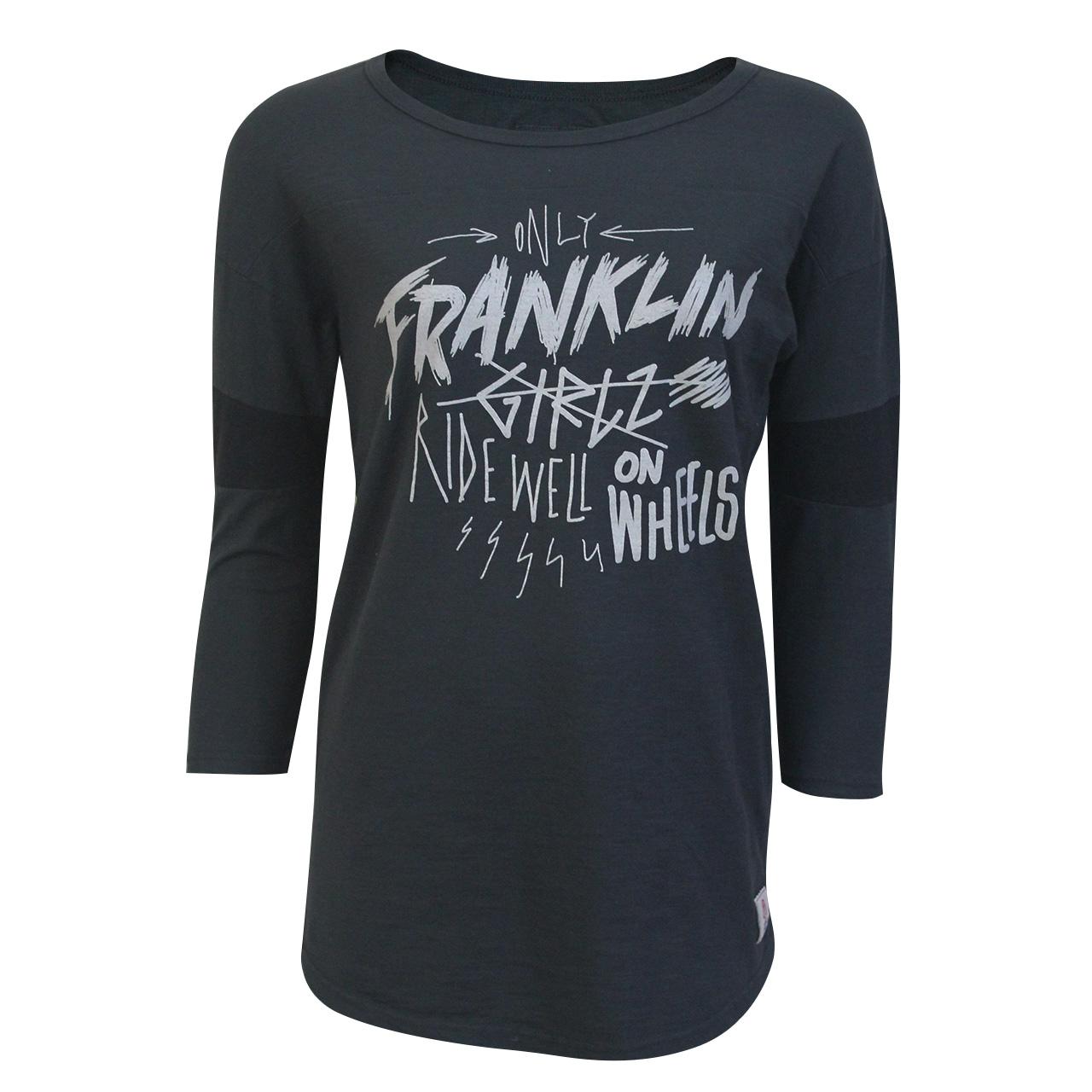 تیشرت زنانه فرانکلین مارشال کد 640B