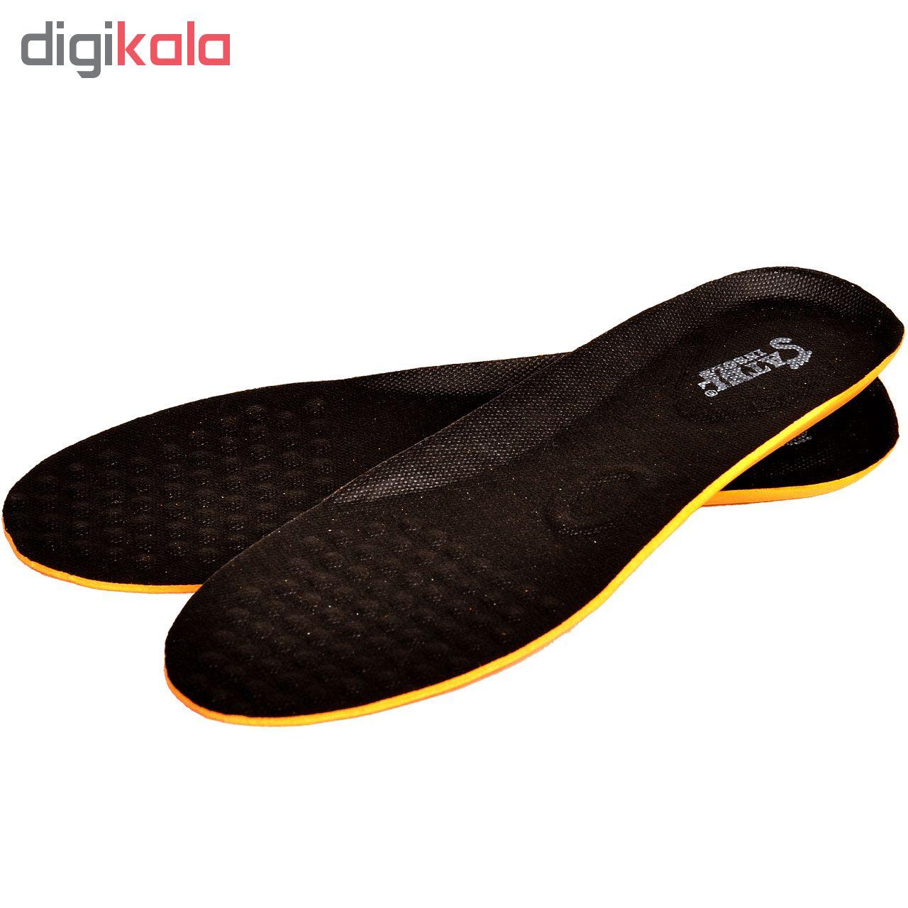 کفی طبی کفش ساتل کد 301 سایز 42