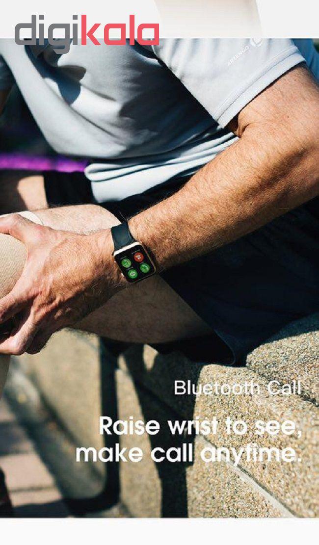 ساعت هوشمند مدل watch4 plus 2020