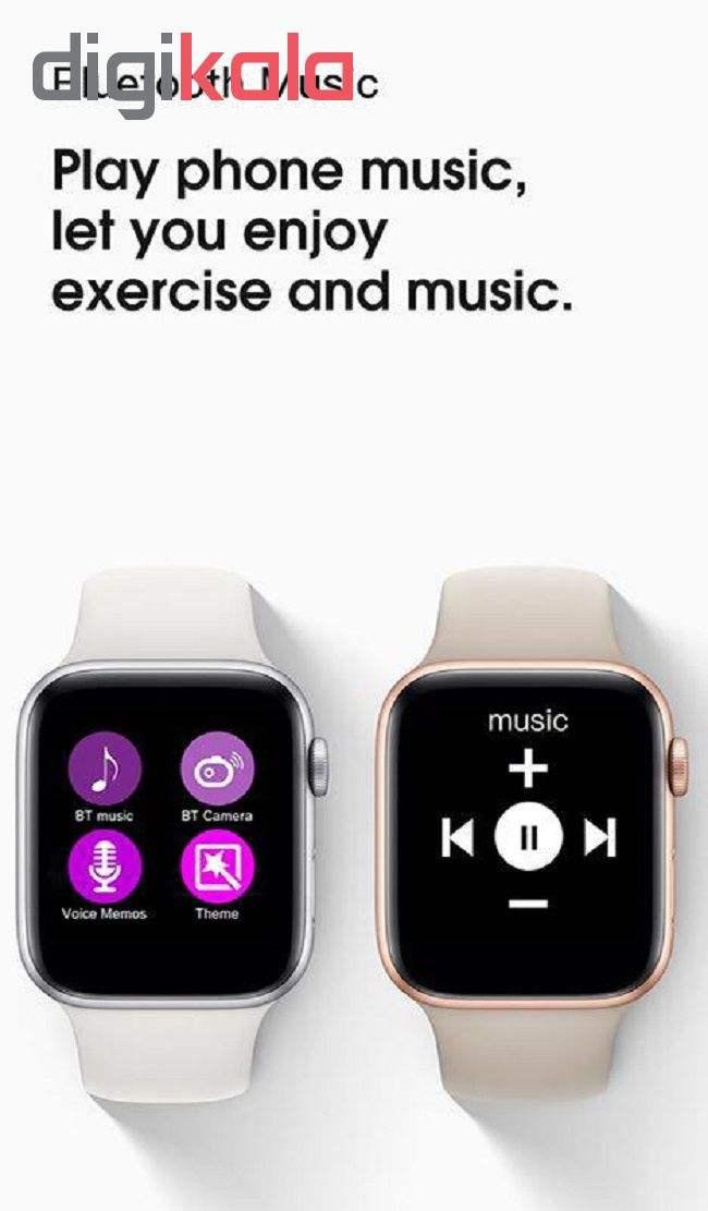 ساعت هوشمند مدل watch4 plus 2020 main 1 5