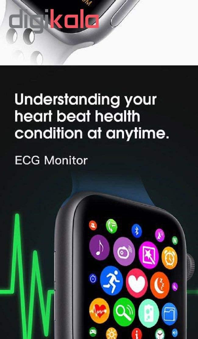 ساعت هوشمند مدل watch4 plus 2020 main 1 9