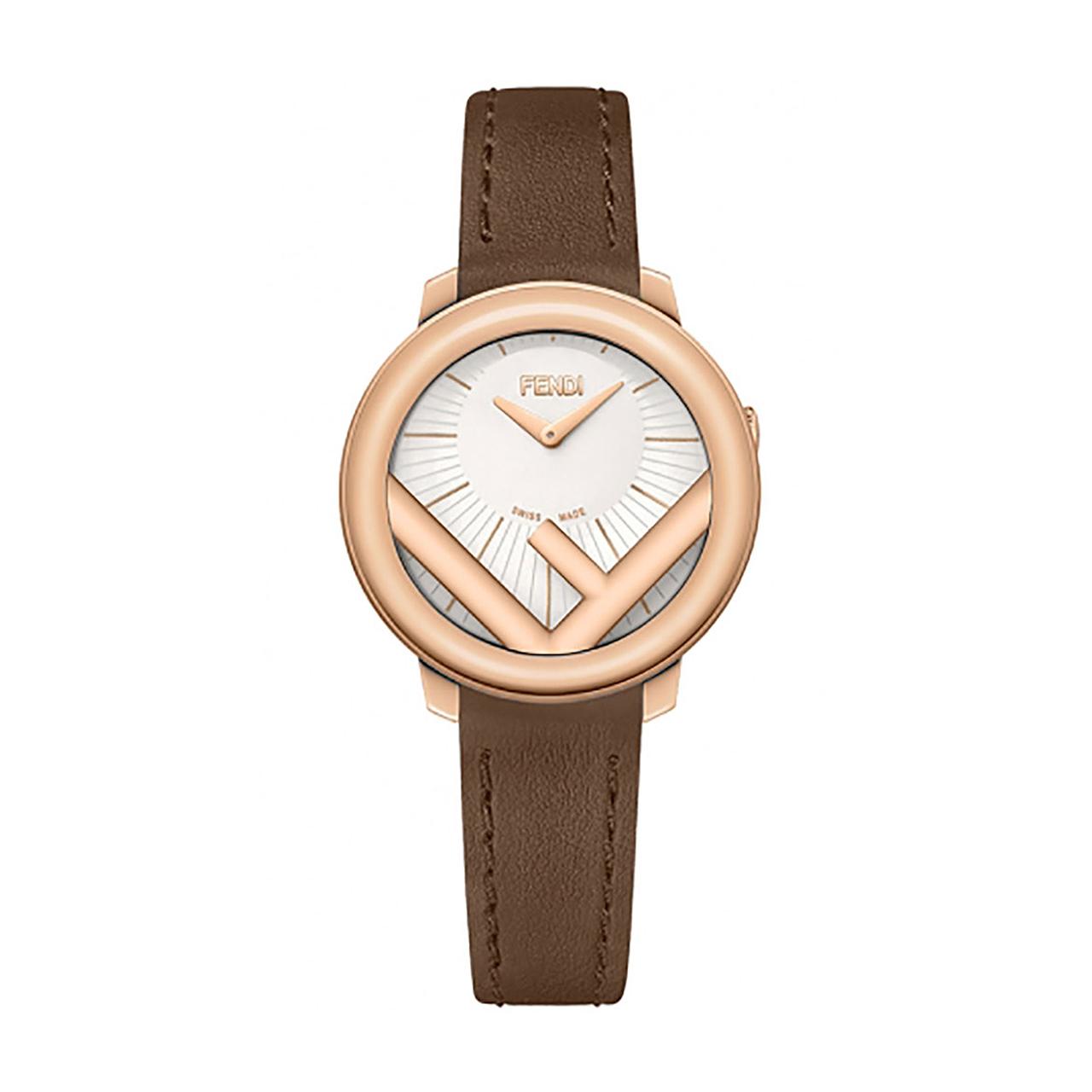 ساعت مچی عقربه ای زنانه فندی مدل F710524021