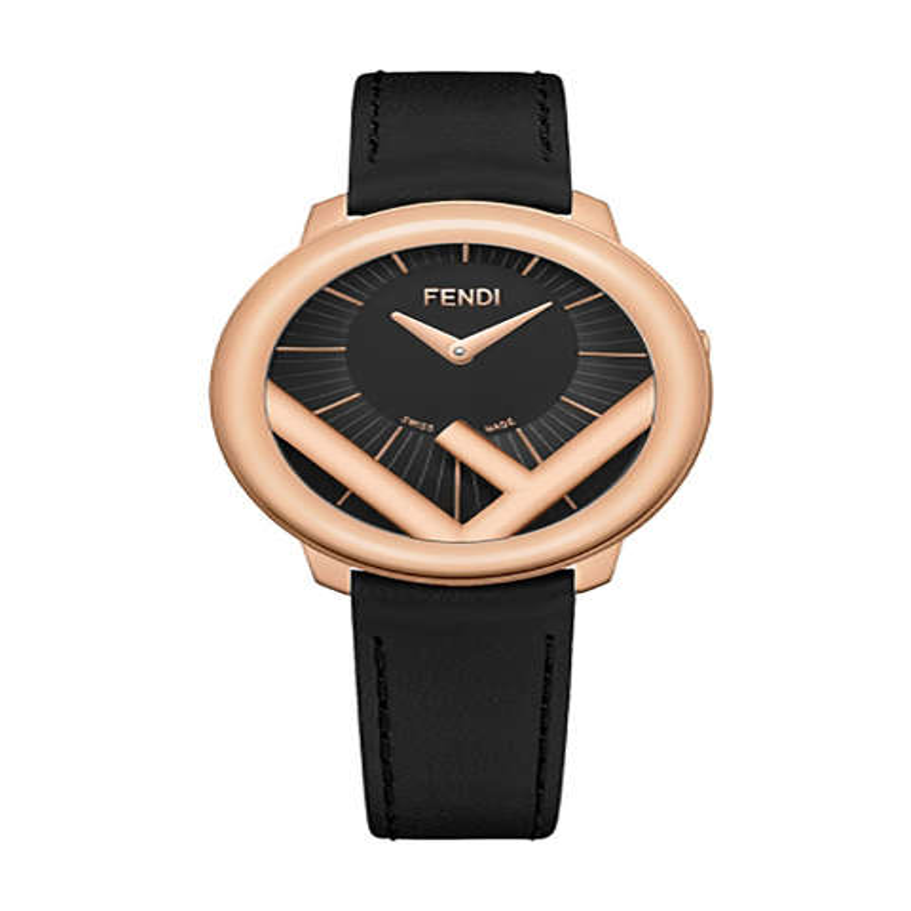 ساعت مچی عقربه ای زنانه فندی مدل F710531011 28