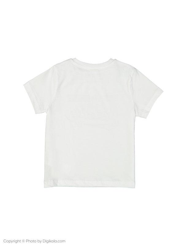 تی شرت پسرانه ال سی وایکیکی مدل 9SI733S4-JYX
