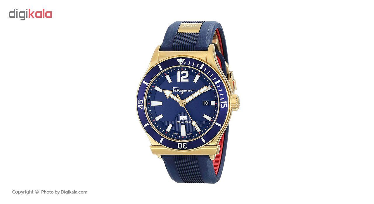 خرید ساعت مچی عقربه ای مردانه سالواتوره فراگامو مدل FF3120014