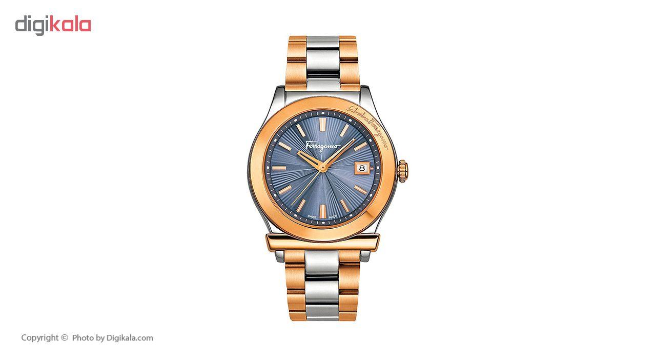 خرید ساعت مچی عقربه ای مردانه سالواتوره فراگامو مدل FF3240015
