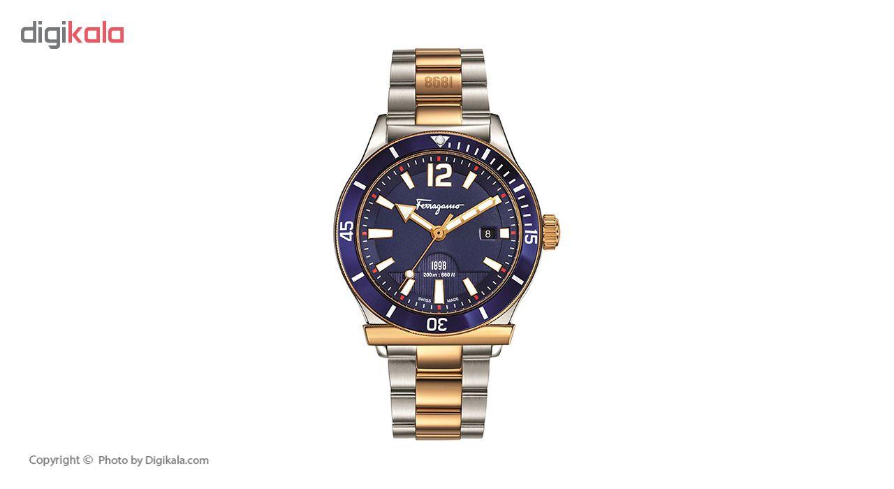 خرید ساعت مچی عقربه ای مردانه سالواتوره فراگامو مدل FF3280015