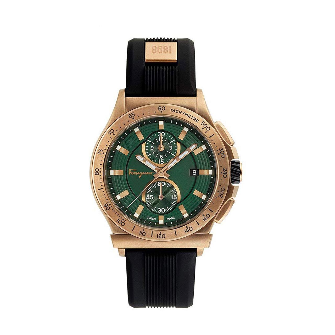 ساعت مچی عقربه ای مردانه سالواتوره فراگامو مدل FFJ010017