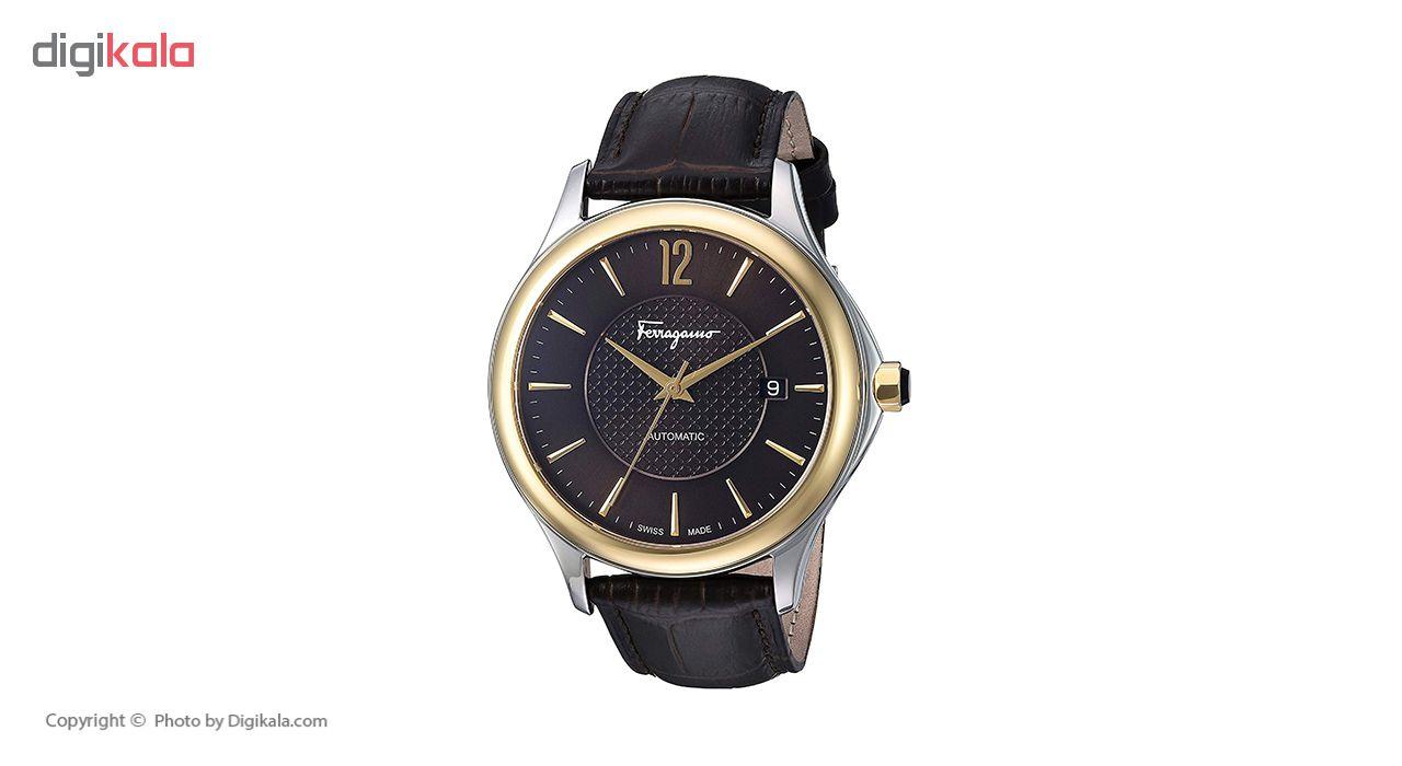 خرید ساعت مچی عقربه ای مردانه سالواتوره فراگامو مدل FFT030016