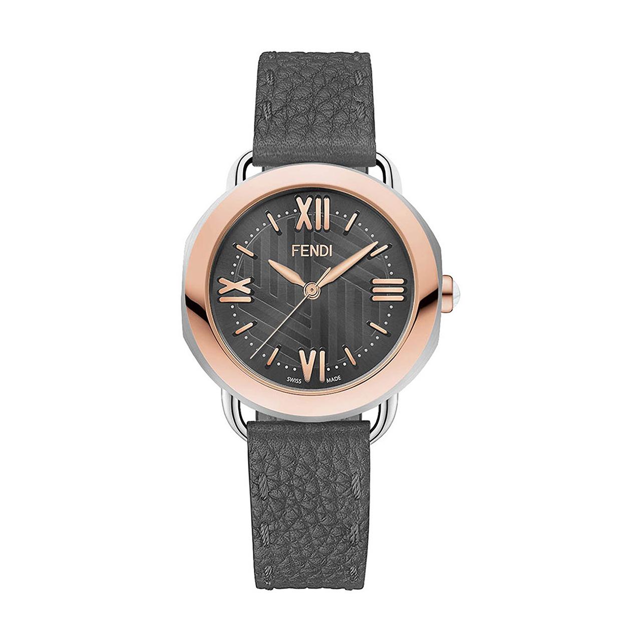 ساعت مچی عقربه ای زنانه فندی مدل F8022360H0
