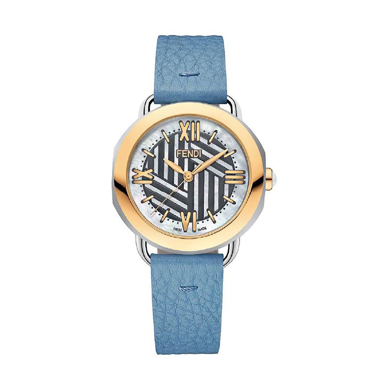 خرید ساعت مچی عقربه ای زنانه فندی مدل F8111365H0
