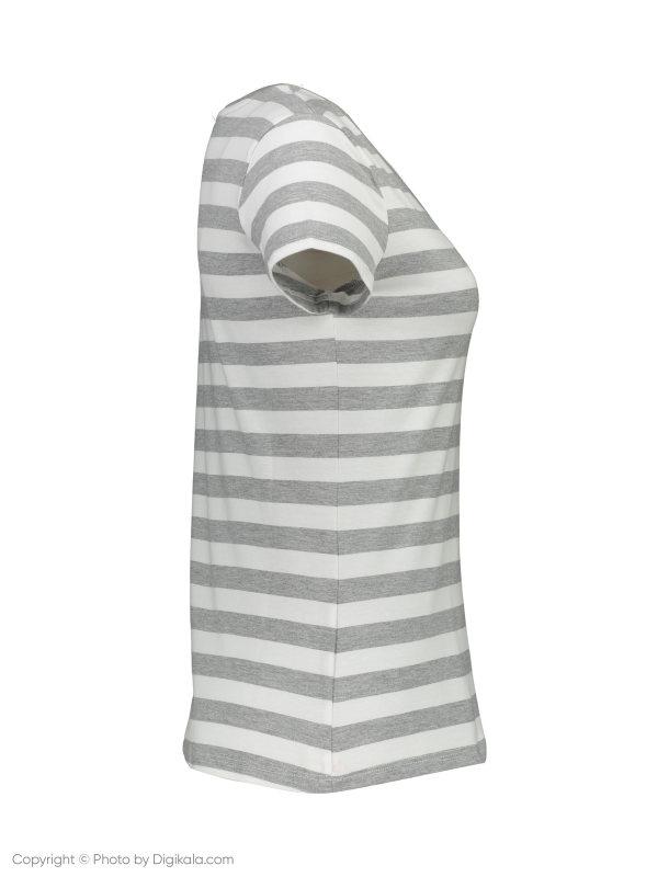 تی شرت زنانه ال سی وایکیکی مدل 9SK450Z8-LFY