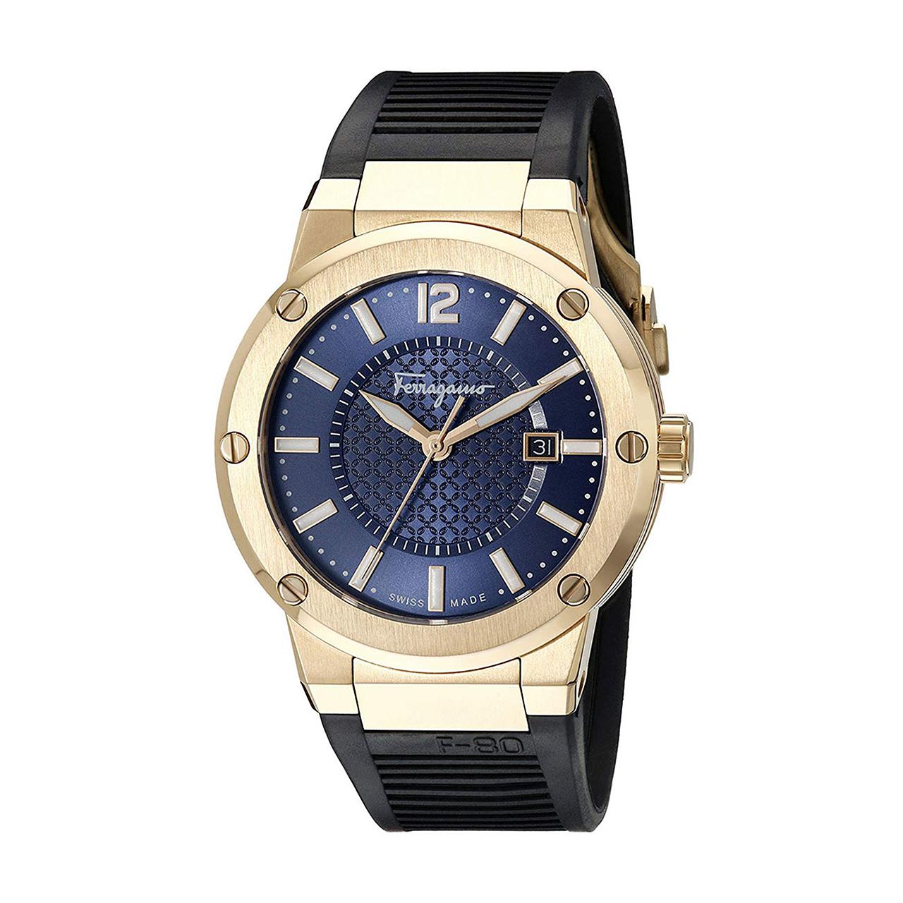 ساعت مچی عقربه ای مردانه سالواتوره فراگامو مدل FIF050015