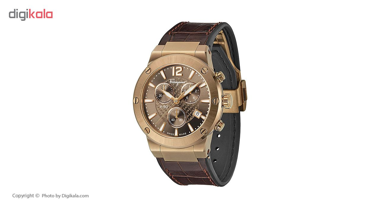 ساعت مچی عقربه ای مردانه سالواتوره فراگامو مدل FIJ010017
