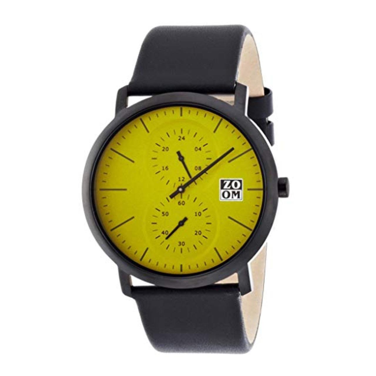 ساعت مچی عقربه ای مردانه ZOOM مدل ZM.7100M.2511 16