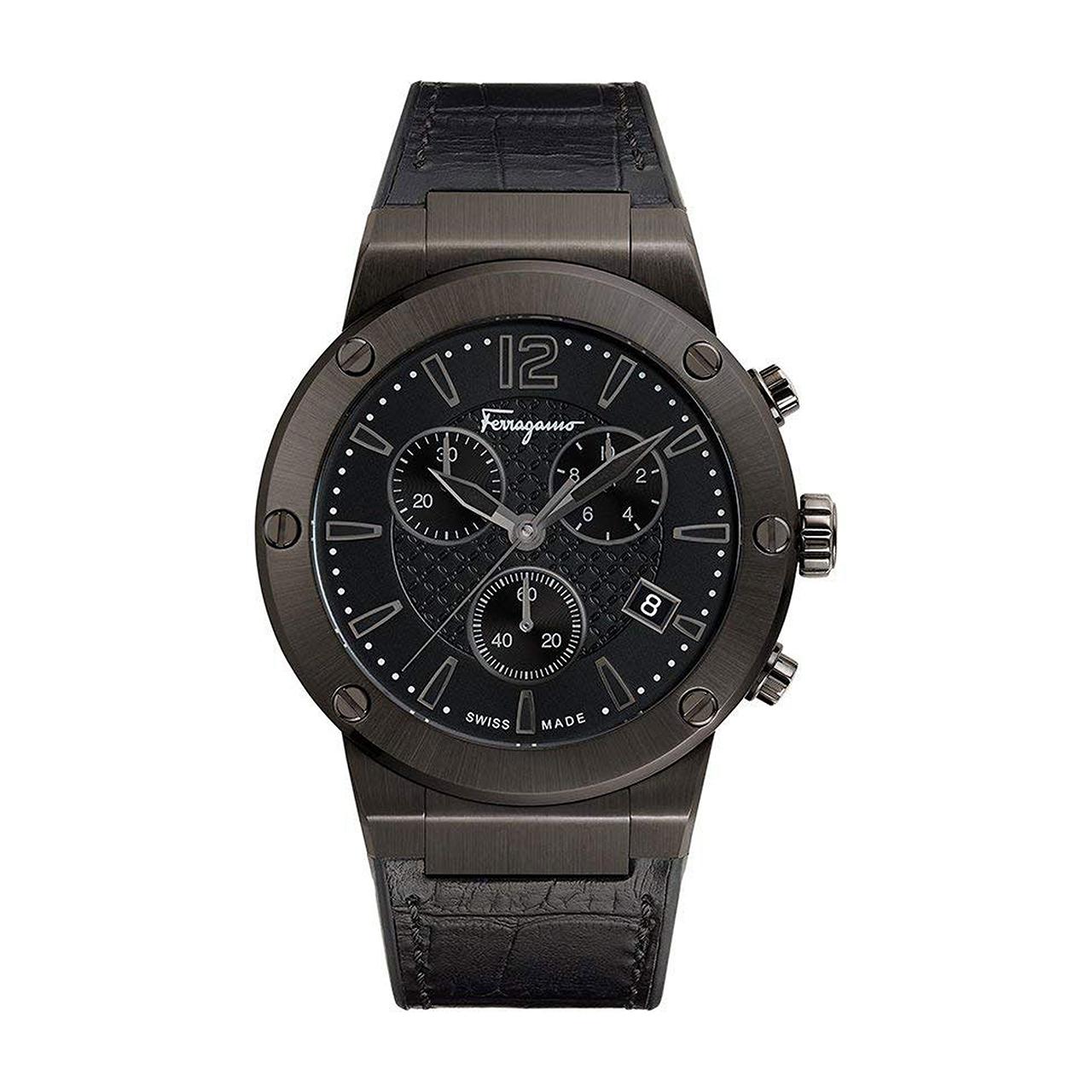 ساعت مچی عقربه ای مردانه سالواتوره فراگامو مدل FIJ030017