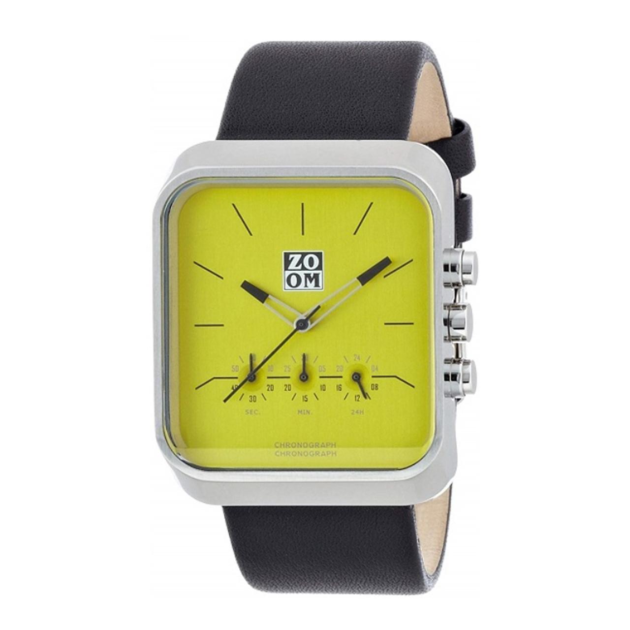 ساعت مچی عقربه ای مردانه ZOOM مدل ZM.6064M.2511
