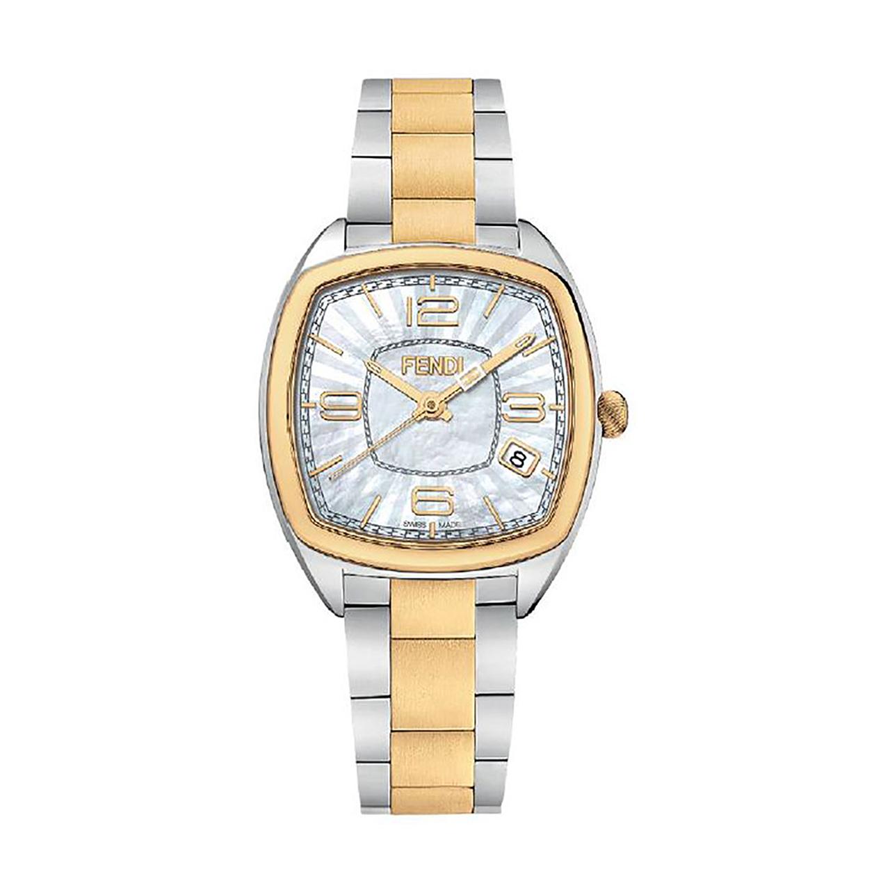 ساعت مچی عقربه ای زنانه فندی مدل F221134500
