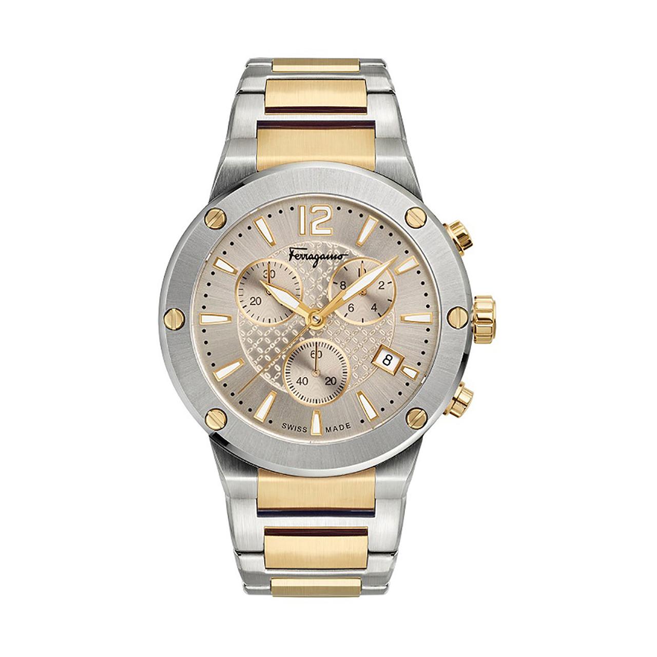 ساعت مچی عقربه ای مردانه سالواتوره فراگامو مدل FIJ040017 54