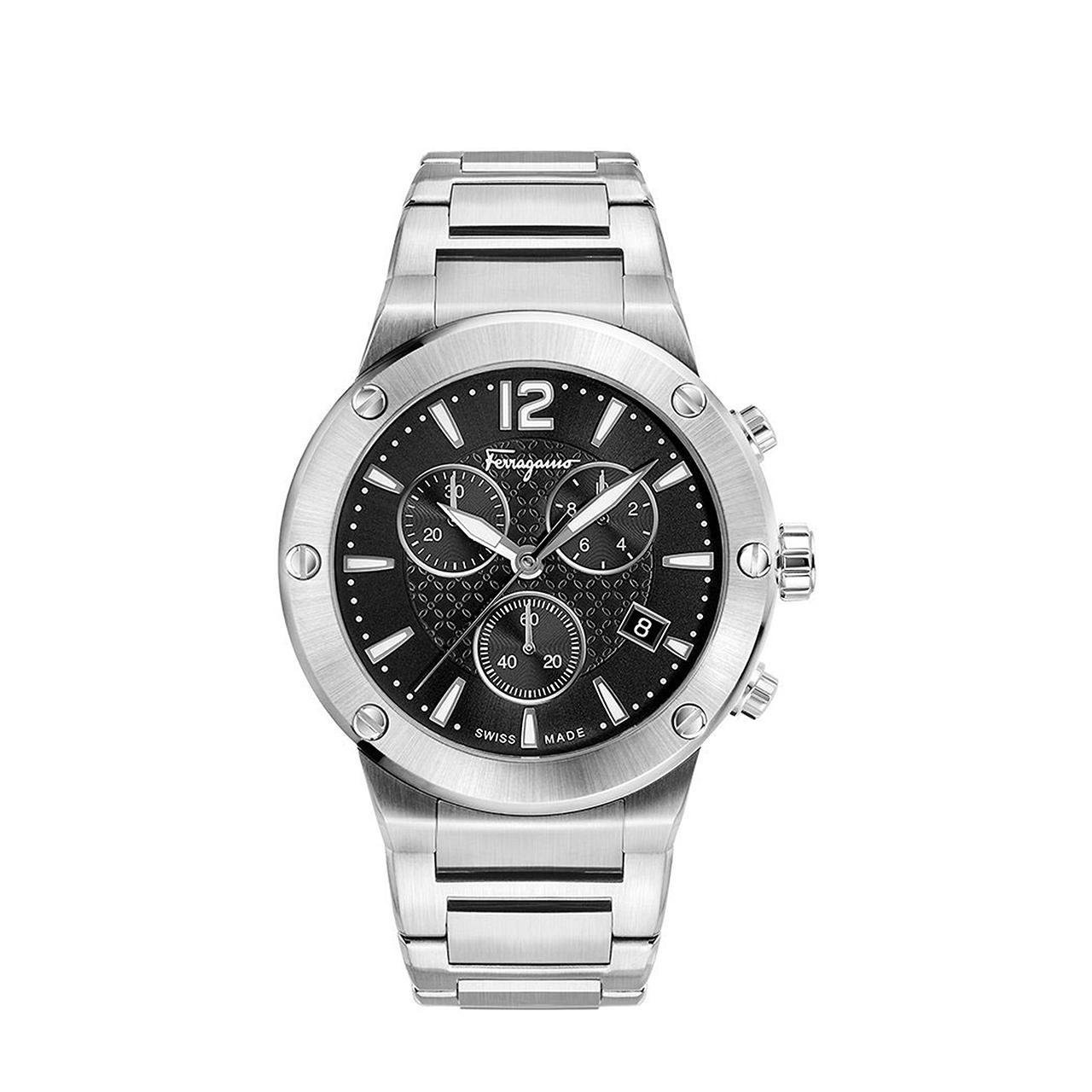ساعت مچی عقربه ای مردانه سالواتوره فراگامو مدل FIJ050017
