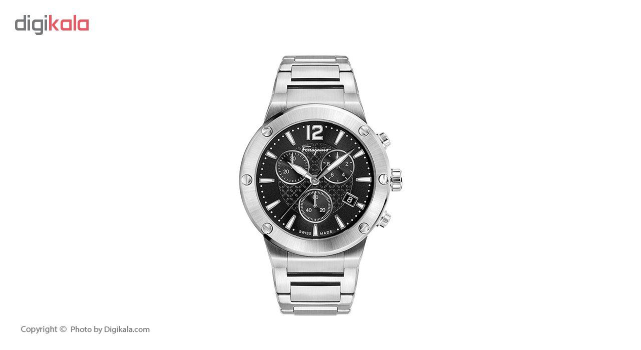 خرید ساعت مچی عقربه ای مردانه سالواتوره فراگامو مدل FIJ050017