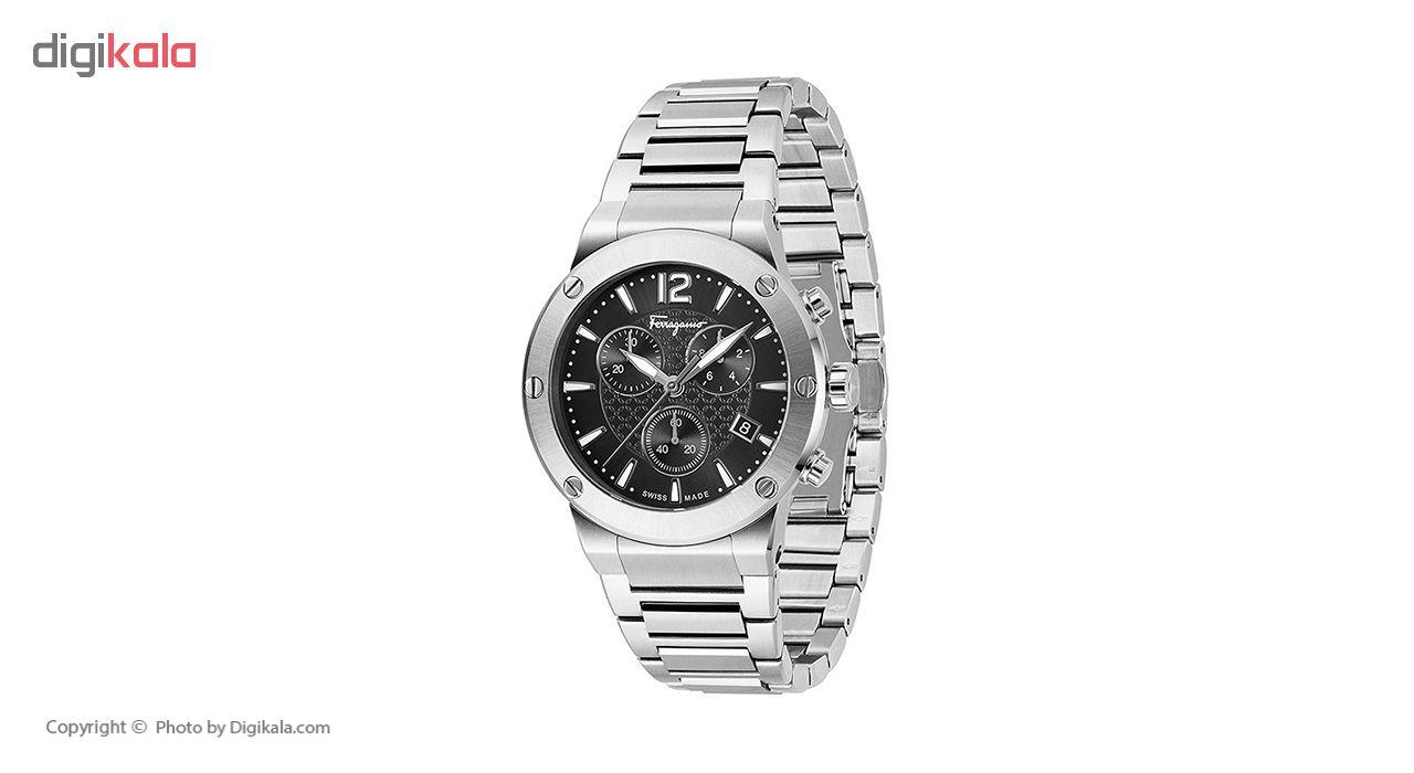 کد تخفیف                                      ساعت مچی عقربه ای مردانه سالواتوره فراگامو مدل FIJ050017