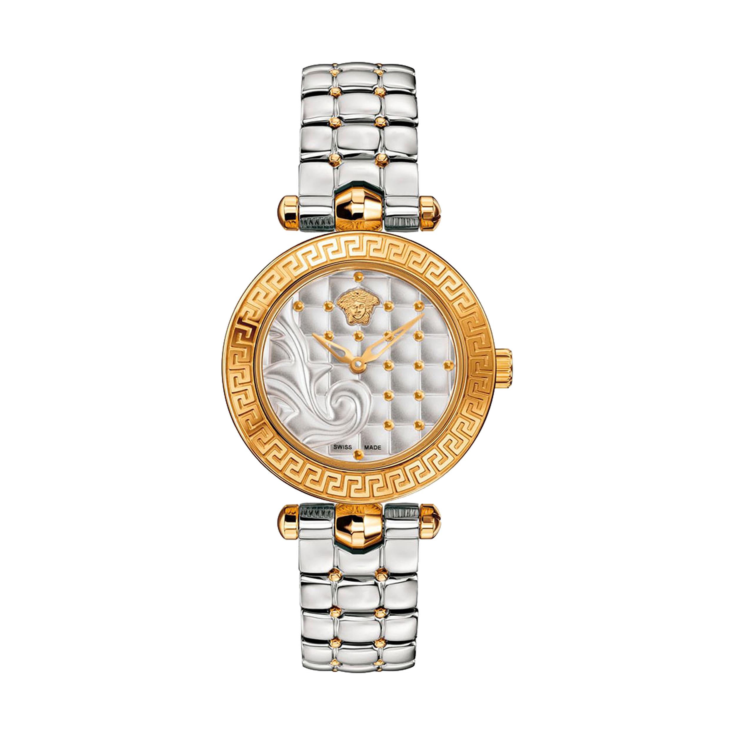 ساعت مچی عقربه ای زنانه ورساچه مدل VQM110016