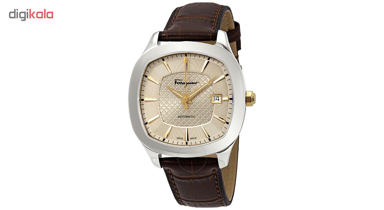 خرید ساعت مچی عقربه ای مردانه سالواتوره فراگامو مدل FFW010017