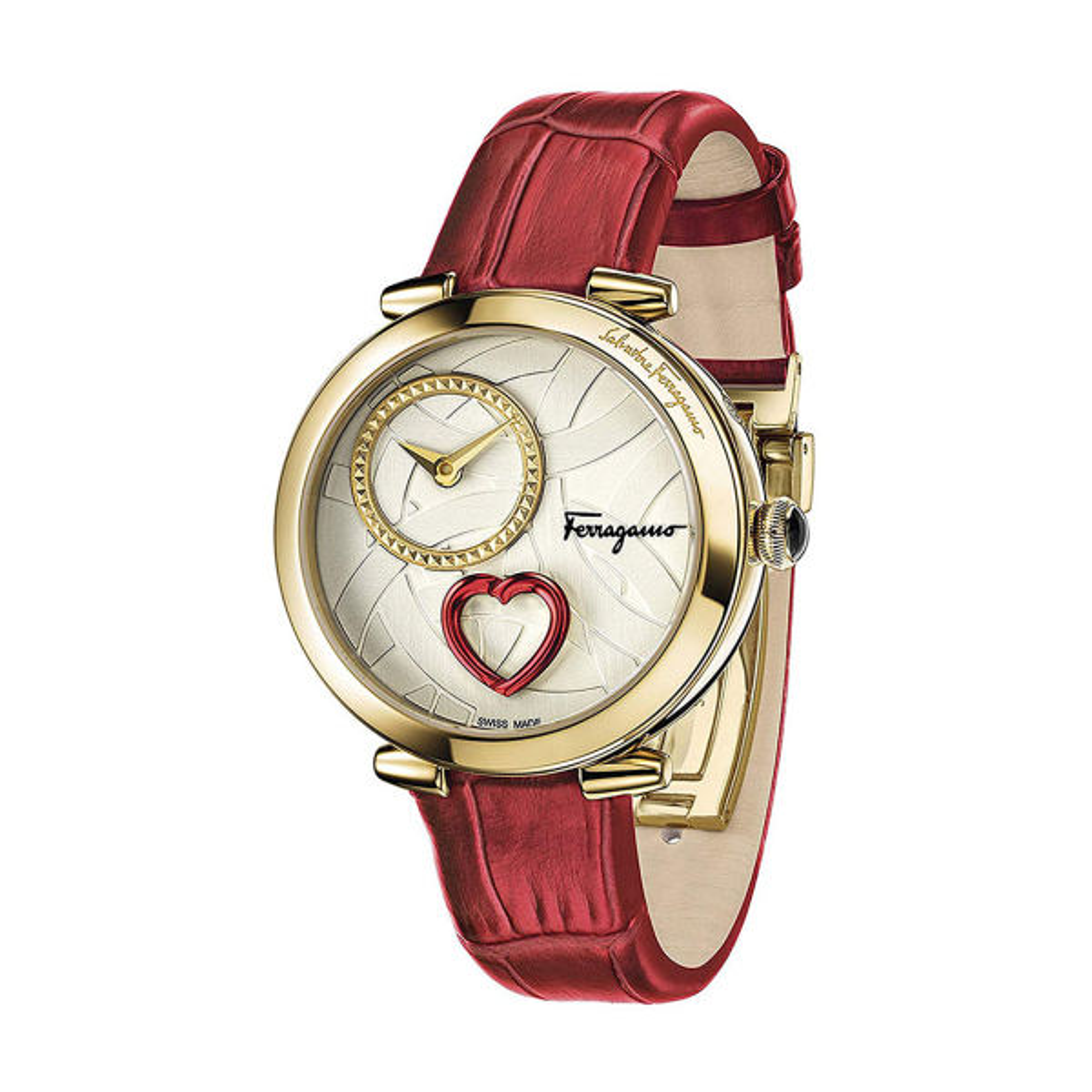 خرید ساعت مچی عقربه ای زنانه سالواتوره فراگامو مدل FE2910016